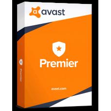 Avast Premier 2020 - (2 года / 1 пк)
