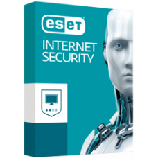 ESET NOD32 Smart (Internet) Security  - (3 ПК / 1 Год)