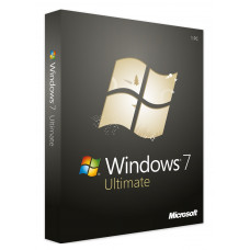 Windows 7 Ultimate / Максимальная