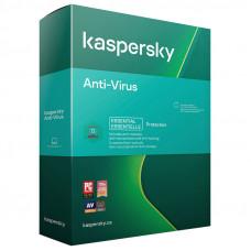 Kaspersky Anti-Virus на 2 ПК