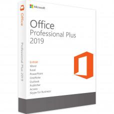 Microsoft  Office Professional Plus 2019 на 2 ПК