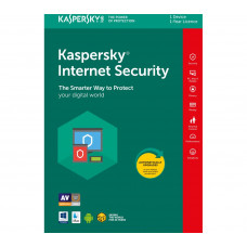 Kaspersky Internet Security 2021 (3 ПК / 1 Год)