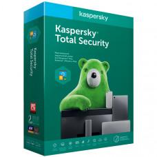 Kaspersky Total Security 2020  2 ПК