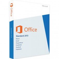 Office 2013 Standard 2PC